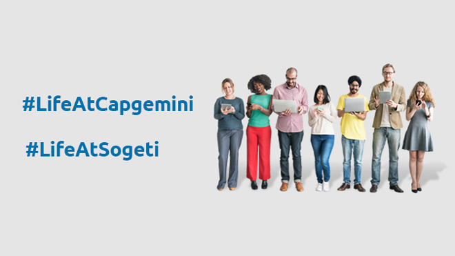 Search Jobs Capgemini